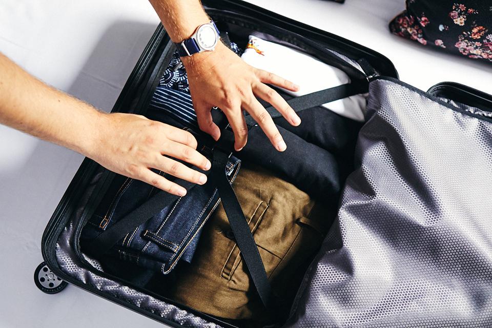 Comment ranger sa valise cabine?
